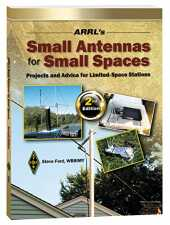 ARRL's Small Antennas for Small Spaces (English Edition)