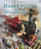 Harry Potter and the Philosopher´s Stone. Illustrated Edition