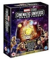 Marvel Cinematic Universe Phase 3.2 [Blu-ray] [UK Import]