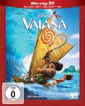 Vaiana: Blu-Ray 3D + 2D [Import]