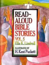 Read Aloud Bible Stories Vol. 5: The Stories Jesus Told (English Edition)