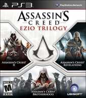Assassin´s Creed Ezio Trilogy - PS3 USA IMPORT