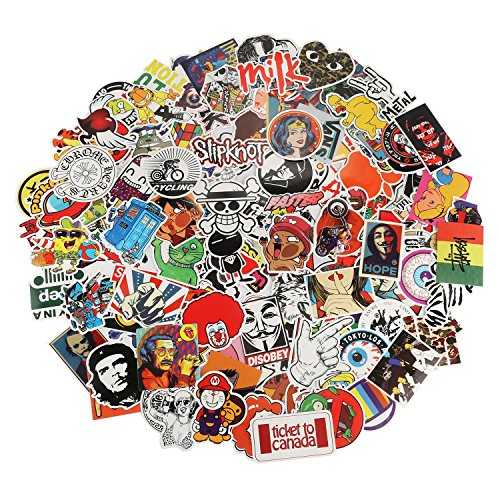 Autocollant Lot 200pcs Xpassion Sticker Factory Graffiti Autocollant Stickers vinyles pour ordinateur portable enfants voitures moto vélo Skateboard bagages Bumper Stickers hippie autocollants Bomb ét