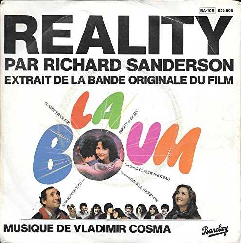Reality - Theme from La Boum-Die Fete - Gotta get a move on (instr.)