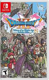 Nintendo Dragon Quest XI S Echoes of an Elusive Age Definitive Edition (Import Version: North America) - Switch