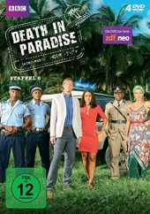 Death in Paradise-Staffel 6 [Import]