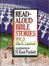 Read Aloud Bible Stories Volume 3 (English Edition)