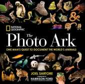 National Geographic The Photo Ark: One Man´s Quest to Document the World´s Animals