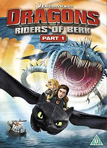 Dragons: Riders Of Berk - Part 1 [Import anglais]