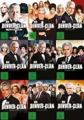 Der Denver-Clan - Season 1-9 im Set - Deutsche Originalware [58 DVDs]