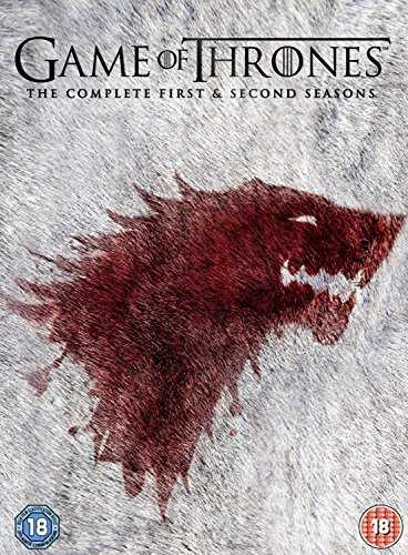 Game of Thrones - Season 1-2 Complete [GIFTSET] [Import anglais]