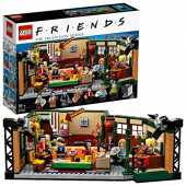 LEGO 21319 Ideas Central Perk, Jeu de Construction