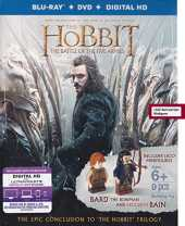 Hobbit: The Battle of Five Armies [Blu-ray]