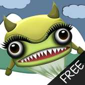 Snow Star Monster : The Snowboard Easy Fun Ice Race