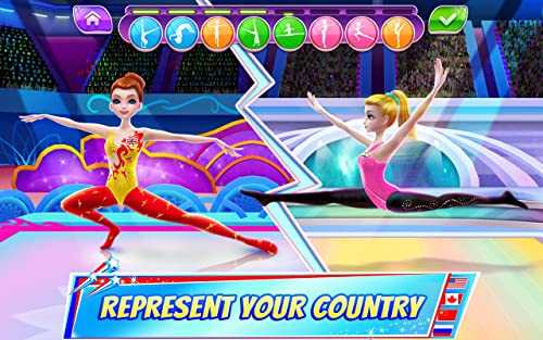 Gymnastics Superstar - Spin & twist your way to gold!