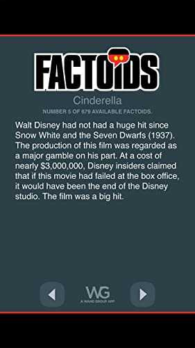 Factoids: Mouse Animated Movie Edition