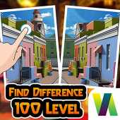 Find Difference 100 Level : Spot Difference 8
